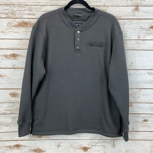 Smith's Workwear Sherpa-Bonded Thermal Pullover